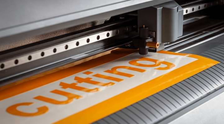 How To Cut Vinyl Using A Vinyl Cutter