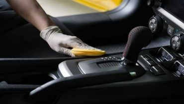 Car Interior Cleaning