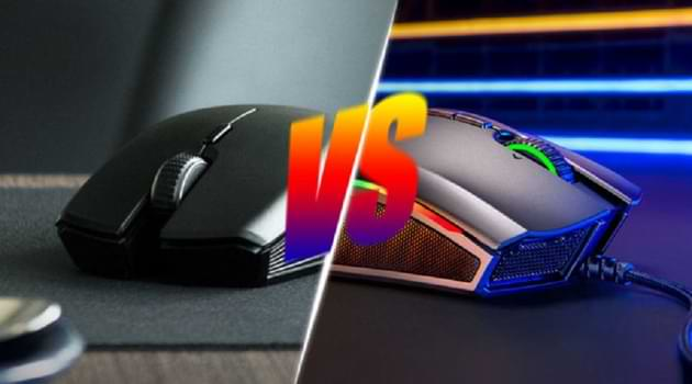 Gaming Mouse Versus Regular Mouse